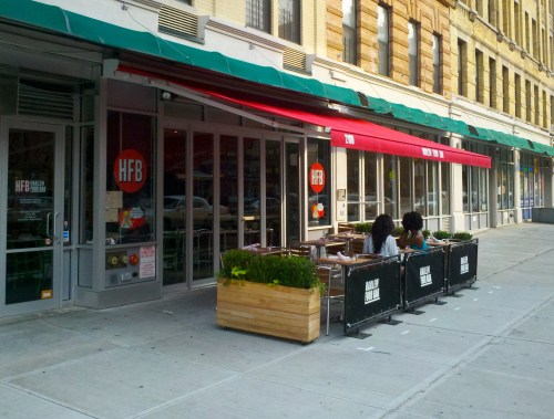 2012 08 17 17 20 46 922 Harlem Food Bar Just Got Even Better   New Awning