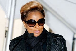 QUOTE:  Mary J. Blige