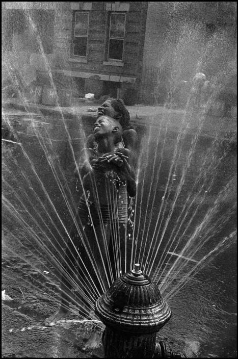 summer heat harlem 1963 leonard freed QUOTE OF THE WEEK: Unknown Author