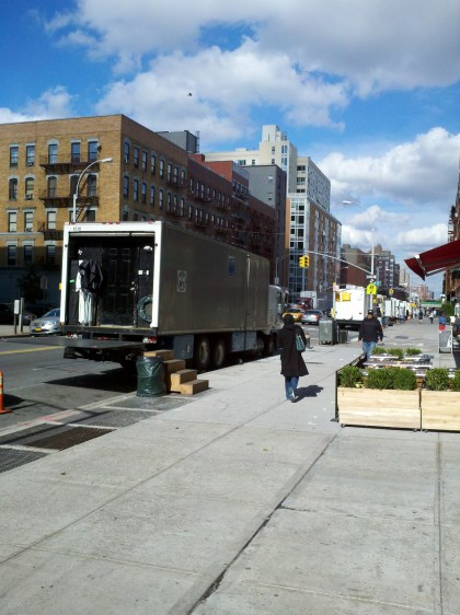 2012 10 18 14 22 15 828 UPDATE:  Early Morning Filming in Harlem Today