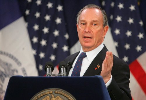 michael bloomberg QUOTE:  NYC Mayor Bloomberg