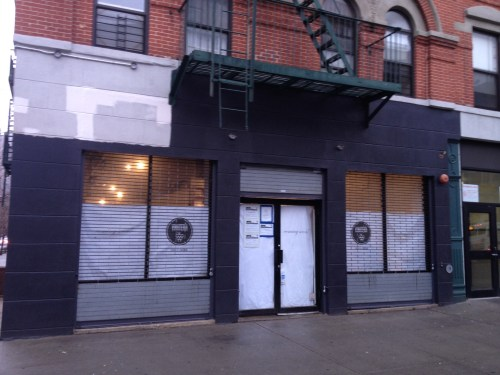 Vinateria Coming Along In Harlem