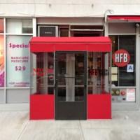 Trending in Harlem: Vestibules
