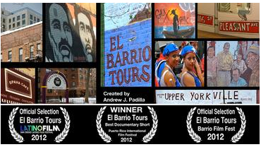 East Harlem Premiere of El Barrio Tours in East Harlem