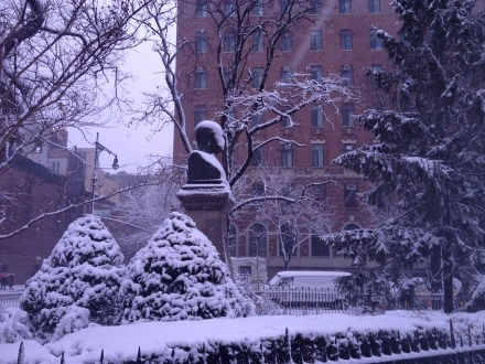 photo 1 1024x768 Snowy Morning In Harlem
