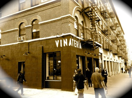 Vinateria in Harlem   Dinner (Menu) Review