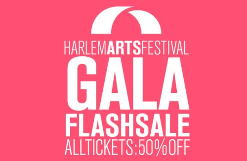 Harlem Arts Festival 24 hour Flash Sale