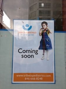 TriBeCa Pediatrics coming to Harlem on FDB and 114th