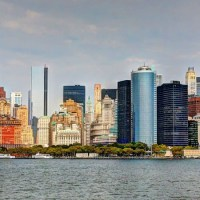 The New - New York City Skyline