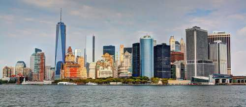 The New   New York City Skyline