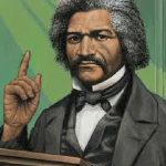 QUOTE:  Frederick Douglass