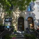 Want to live in a townhouse on historic Strivers' Row in Harlem?