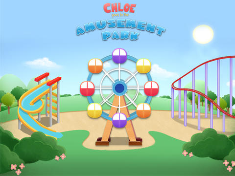 Lara Lands Chloe the Yogi Goes to the Amusement Park limited offer only $0.99