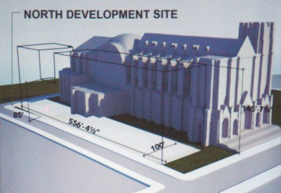 Harlems latest development at The Cathedral of St. John The Divine