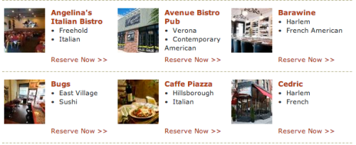 Harlems hottest restaurants now available for OpenTable reservations