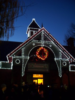 Harlems Holiday Lighting in Central Park TONIGHT   Thursday, December 5th