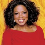 "QUOTE:  Oprah Winfrey ""Be Thankful"""