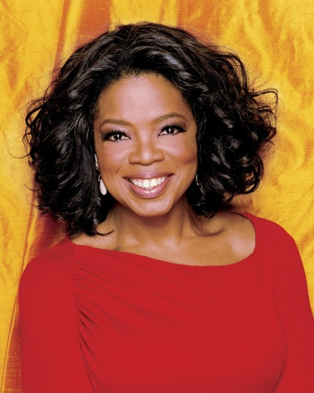 QUOTE:  Oprah Winfrey Be Thankful