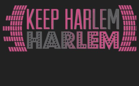 Limited Edition Harlem NY American Made Harlem Tee