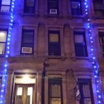 Harlem Lofts Lights Up Harlem Townhouses With Holiday Cheer