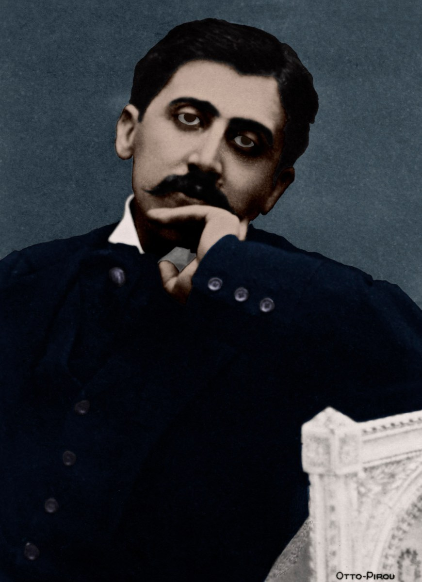 QUOTE:  Marcel Proust