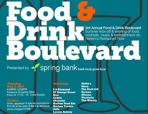 Food & Drink Boulevard on Harlem's Restaurant Row