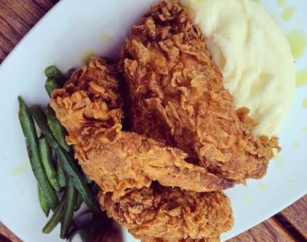Harlem Review – Harlem Food Bar – Fried Chicken