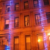 Harlem Lights - Harlem Lofts Lights Up Harlem Townhouses