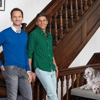 Neil Patrick Harris and David Burtka Invite AD Inside Their Harlem Home