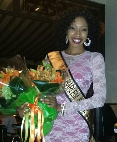 Amanda Mobley Miss Harlem Shake 2015