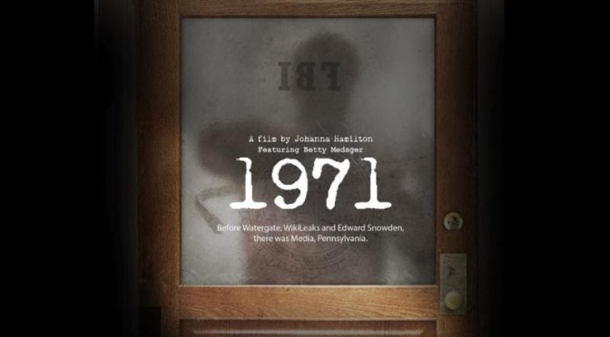 "Maysles Cinema to Screen ""1971"""