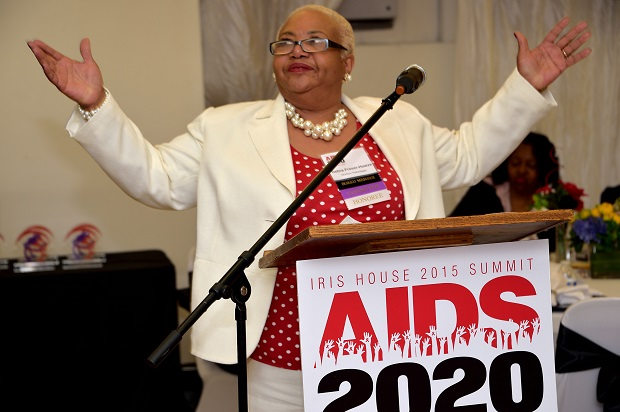 Iris House Women in the Face of AIDS Summit Tenth Annual