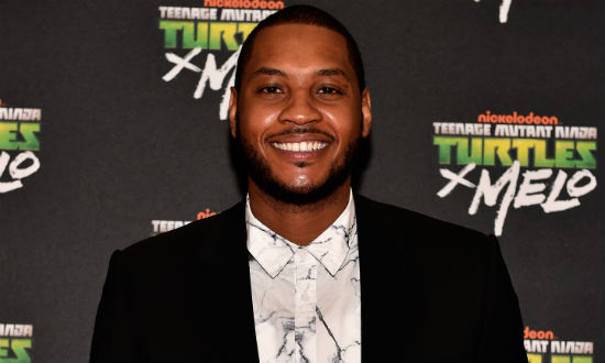 Carmelo Anthony_Turtles by Melo