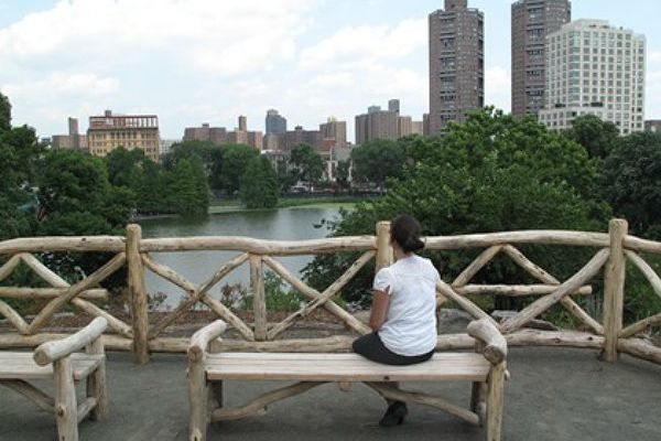 Local Northern Forts Tour At The Harlem Meer