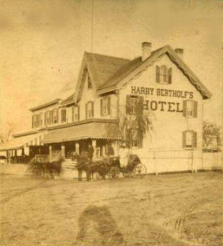 the harlem hotel 1800
