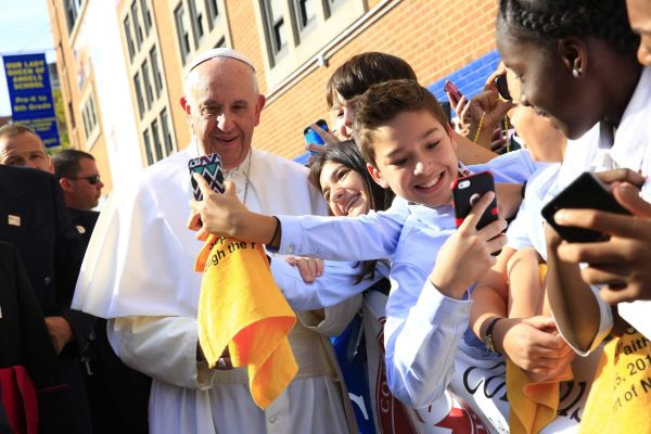 pope in harlem