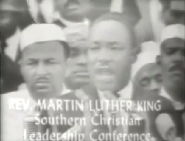 dr martin luther kin jr speech in dc