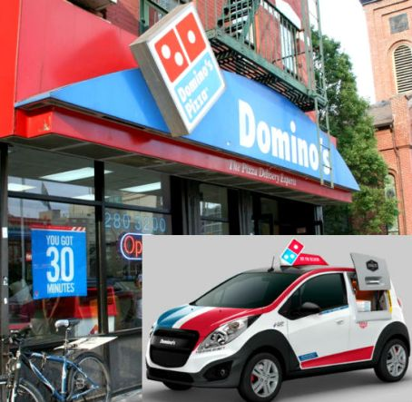 dominoes pizza in east harlem1