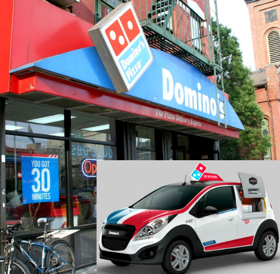 dominoes pizza in east harlem1