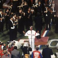 HW Pick: Whitney Houston's National Anthem 1991 Throwback (video)