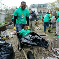 Electeds Join 15th Annual Comcast Cares Day Program In Harlem