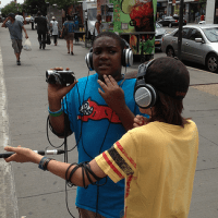 Your Child 10-13 years old?  Come Make A Doc With Maysles Cinema In Harlem