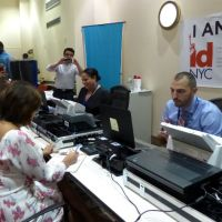 Carver Federal Savings Bank Hosts A Pop-Up Enrollment Center In Harlem