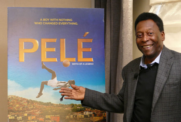 Pele brith of a legend