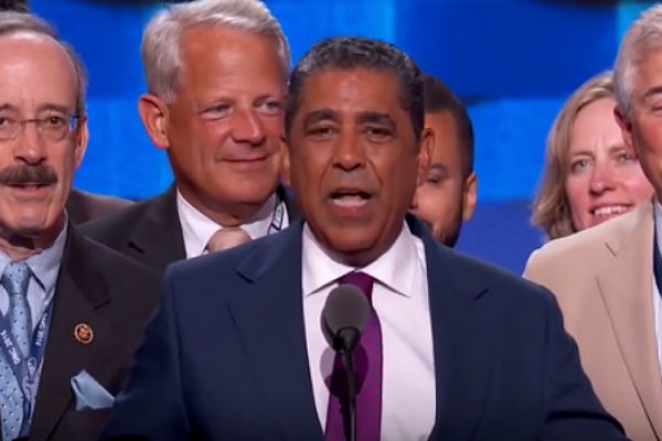 Espaillat's Historic Story Receives Thunderous Ovation At Democratic National Convention (video)