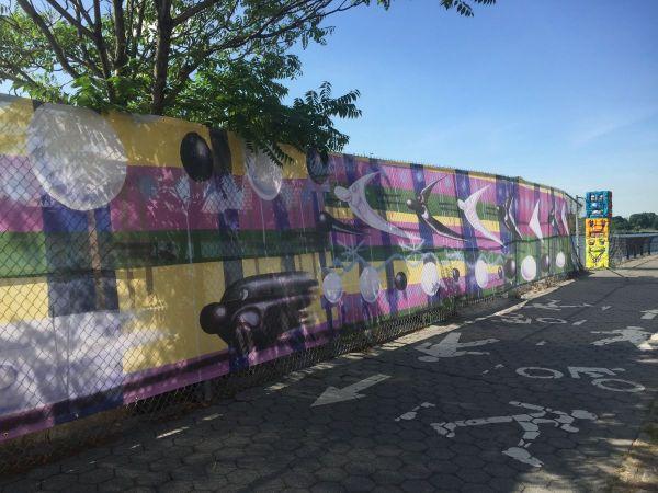 East Harlem art