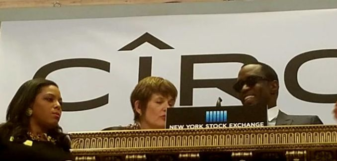 diddy on wall street