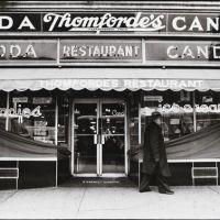 """Thomforde's """"The Best Ice Cream"""" Shop Harlem, NY 1903 - 1983"""