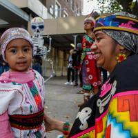 SUPER SÁBADO, Día de los Muertos! At El Museo del Barrio