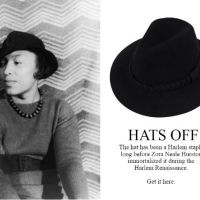 Shop Harlem: Hats Off To Zora Neale Hurston